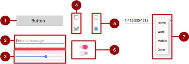 4 1: User Input Controls · GitBook
